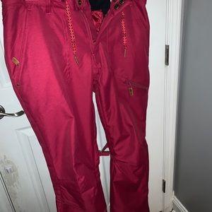 Roxy snowboarding pants
